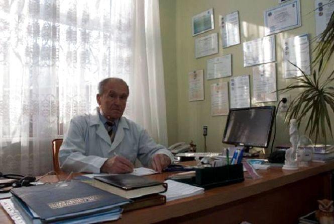 Помер відомий тернопільський лікар (ФОТО)