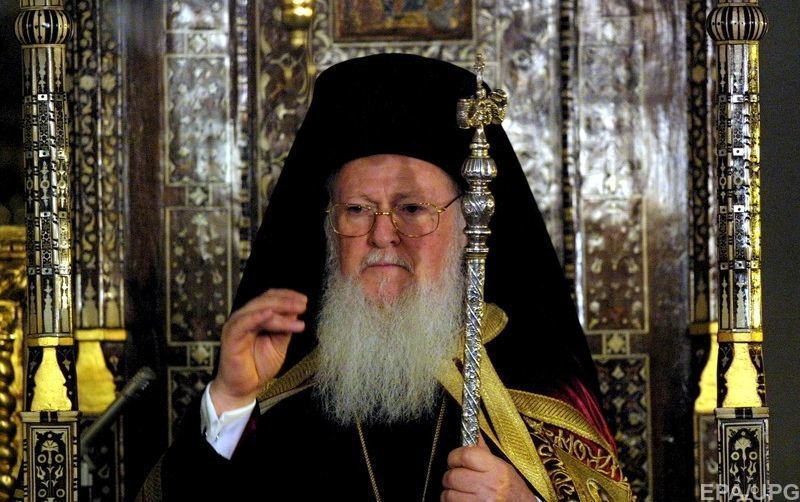 Підписали Томос про автокефалію Православної церкви України