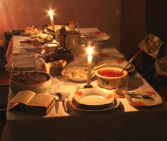 Український Святвечір: традиції, 12 страв, дідух та різдвяна зірка