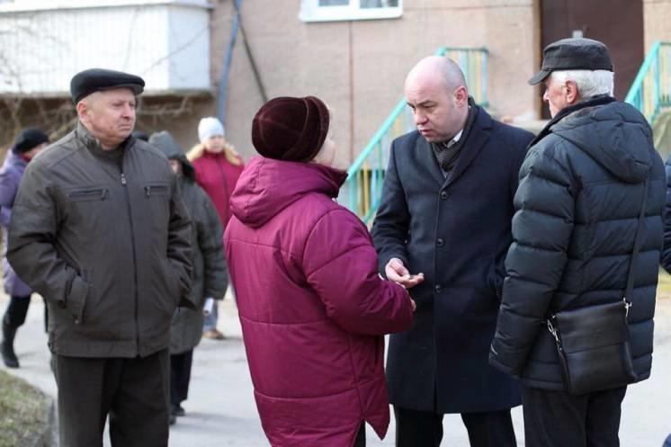 Сергій Надал: Жити у злагоді і розвивати громаду