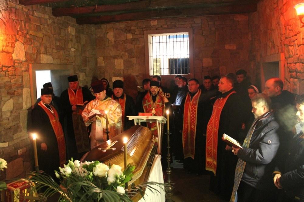 На Тернопільщині помер легендарний греко-католицький священик