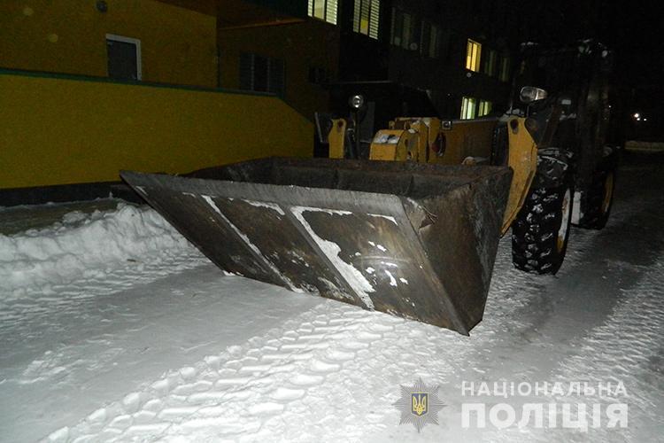 Злочинне тріо обікрало підприємство на Тернопільщині