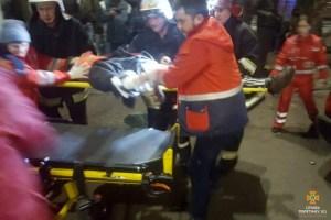 ДТП в центрі Тернополя: двоє молодих осіб травмовано