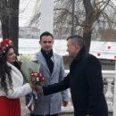 У день святого Валентина у Тернополі зареєстровано 8 шлюбів (ФОТО)
