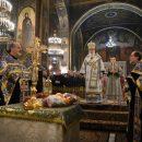 Патріарх Філарет звершив панахиду за упокій душі  протоієрея Анатолія Зінкевича