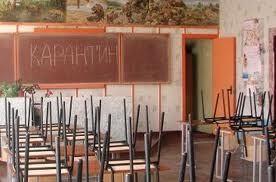 На Тернопільщині через грип відправили на карантин частину шкіл