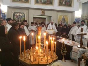 Поблизу Тернополя поховали відомого православного владику