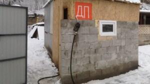 На Тернопільщині виявлено і знешкоджено ще одну підпільну АЗС