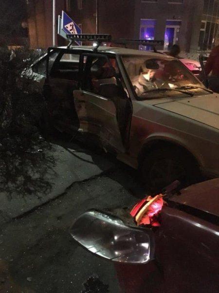 У Тернополі в ДТП травмувалися дворічний хлопчик та 7-річна дівчинка (ФОТО)