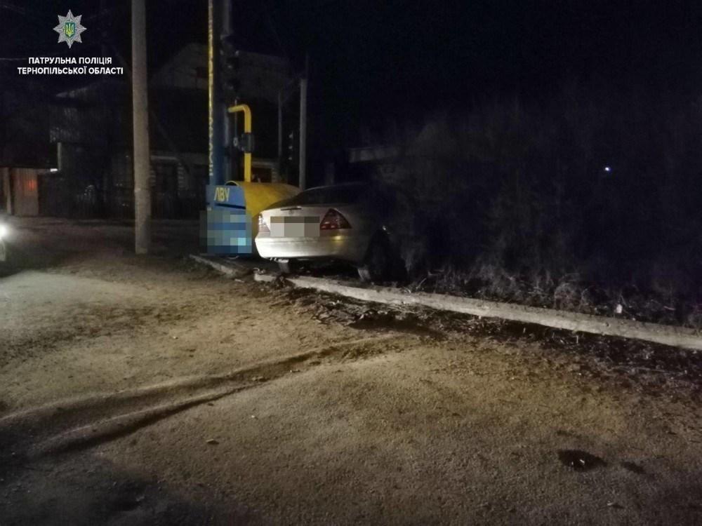 Різкий запах алкоголю та нечітка мова: у Тернополі спіймали п'яних водіїв (ФОТО)