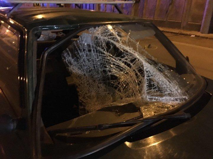 У Тернополі збили пішохода: чоловік втратив свідомість і не встиг сказати, скільки йому років (ФОТО)