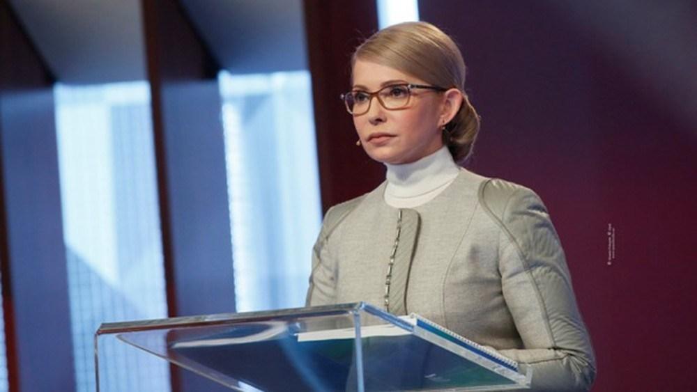 Тимошенко: Я повертатиму довіру людей до влади своєю роботою
