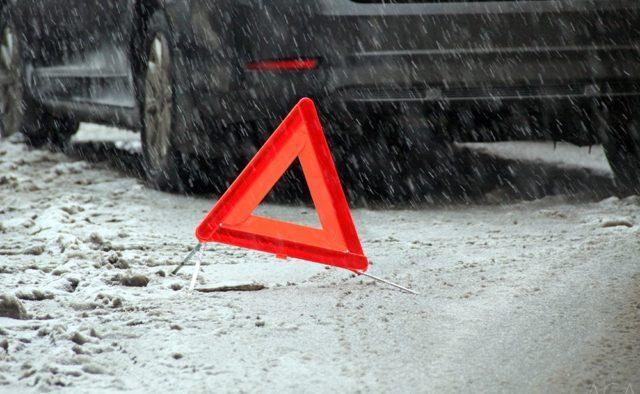 Біля Тернополя водій на бусі збив чоловіка на переході