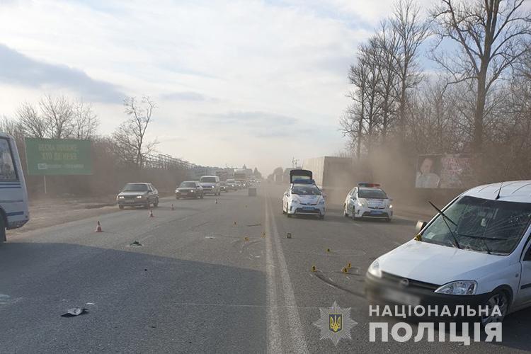 Деталі жахливої аварії біля Тернополя (ВІДЕО)