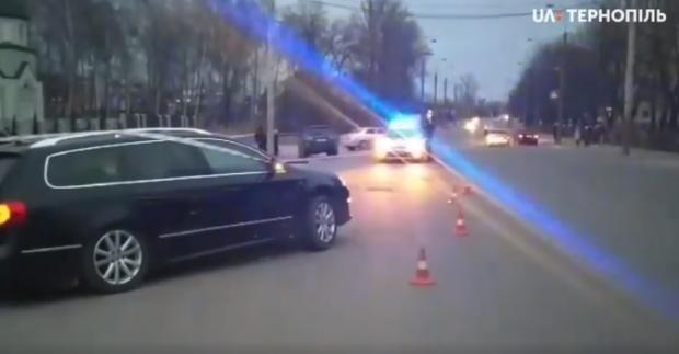 Поліція повідомляє, що учениця 7 класу сіла за кермо автівки
