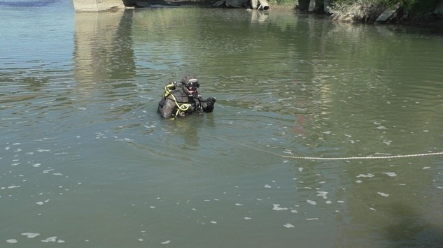 Нещастя на Тернопільщині: в річці знайшли мертву людину