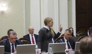 Юлія Тимошенко вважає, що Порошенко має зняти свою кандидатуру з виборів і відповісти перед законом