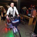 Тернопільський студент придумав електричний велосипед (ФОТО)
