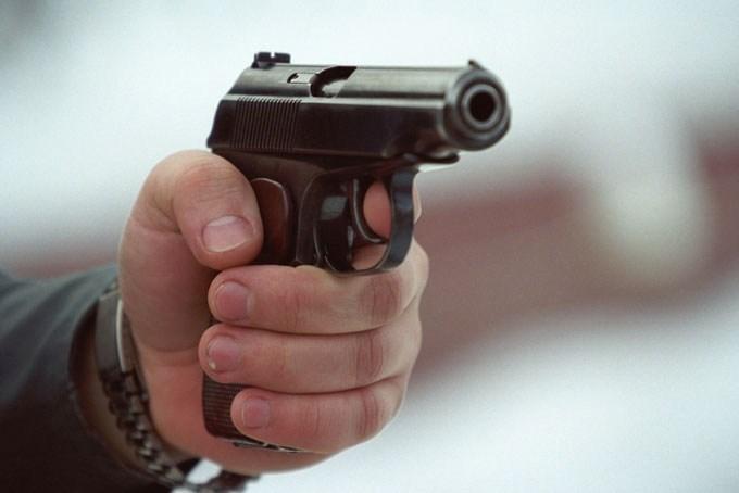 У Тернополі невідомі влаштували стрілянину (ВІДЕО)