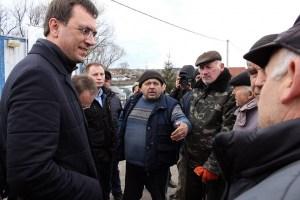 На Тернопільщині побував міністр