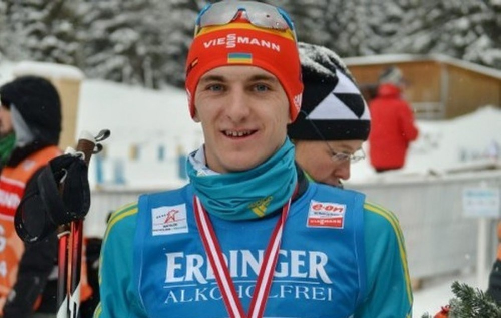 Тернополянин сенсаційно став чемпіоном світу з біатлону