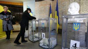 Тарас Шевченко і вибори. Кобзар допомагає