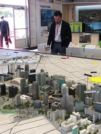 """Делегація """"Креатор-буду"""" взяла участь у головному світовому форумі з питань нерухомості"""