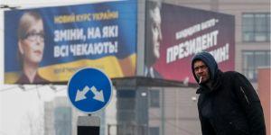 """Зеленський відірвався від конкурентів майже на 10 пунктів, – дані соцопитування """"Рейтинг"""""""