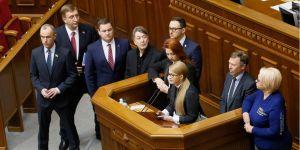 Юлія Тимошенко вважає, що провокації президентської адміністрації  досягли апогею