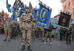 Сергій Надал: «Потужний добровольчий рух є національною ознакою українців»