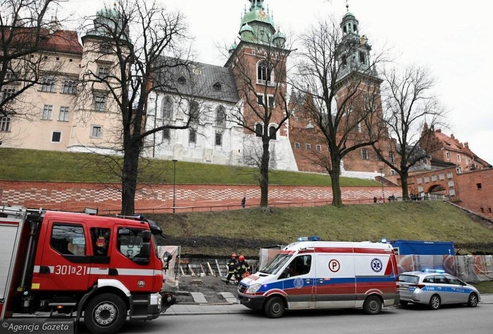 У Кракові під час ремонтних робіт загинув заробітчанин з України (ФОТО)