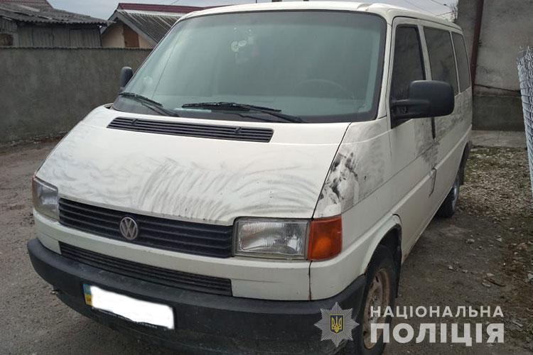 На Тернопільщині 19-річний хлопець викрав автомобіль, аби покататися (ФОТО)