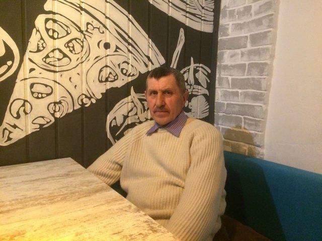 """""""Історія мужності"""": тернополянин, якого переїхав гусеничний трактор, став успішним раціоналізатором (ФОТО)"""