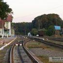 На Тернопільщини зійшов з рейок потяг