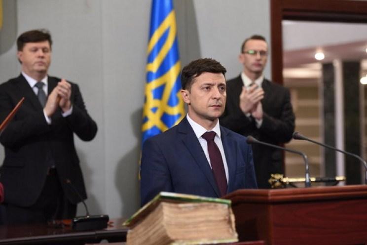 Інавгурація президента України Володимира Зеленського (LIVE)