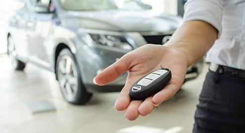 На Тернопільщини люди у квітні витратили на купівлю нових автівок два мільйони доларів