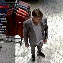 У Тернополі розшукують молодого чоловіка, який викрав туфлі вартістю 2800 гривень (ВІДЕО)