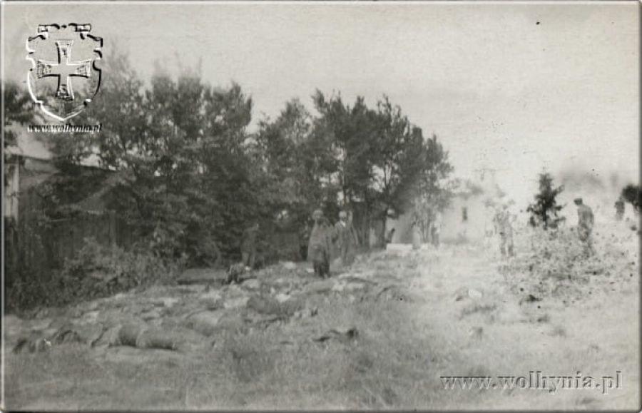 У меpежі показали фото pозстpіляних у 1942 році тіл на Теpнопільщині (ФОТО)
