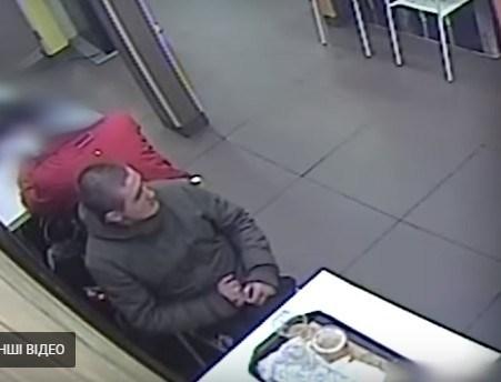 У Тернополі розшукують грабіжника (ВІДЕО)