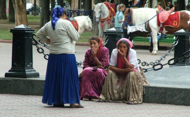 Селами Тернопільщини їздять жінки ромської національності й обкрадають помешканння