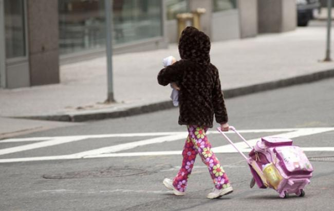 На Тернопільщині водій збив 9-річну дівчинку