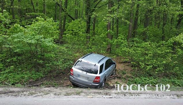 На Тернопільщині водій виїхав на зустрічну і влаштував масштабну аварію (ФОТО)