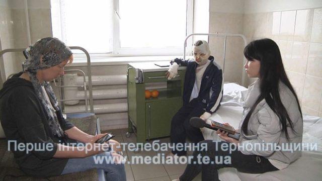 Вогонь з труни: люди розповіли про страшну біду, що трапилася з дитиною на Тернопільщині (ФОТО, ВІДЕО)