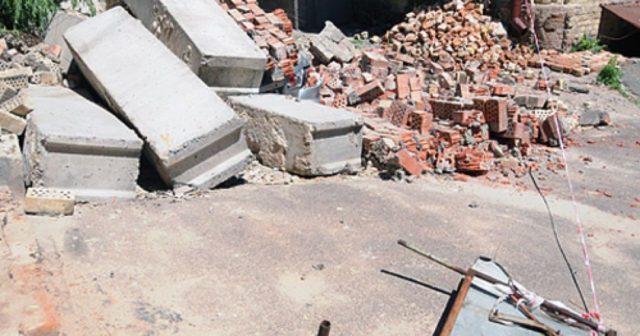Нещастя на Тернопільщині: стіна придавила чоловіка, сиротами залишилося троє дітей