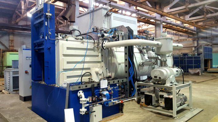 Производитель вакуумного оборудования компания Erstvak