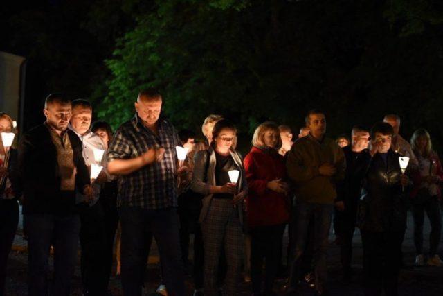 На прощу до Зарваниці прийшли родини загиблих в АТО та Героїв Небесної Сотні