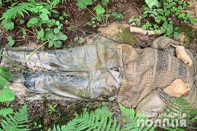 Тіло чоловіка, який ще в грудні пішов по ялинку, знайшли у лісі