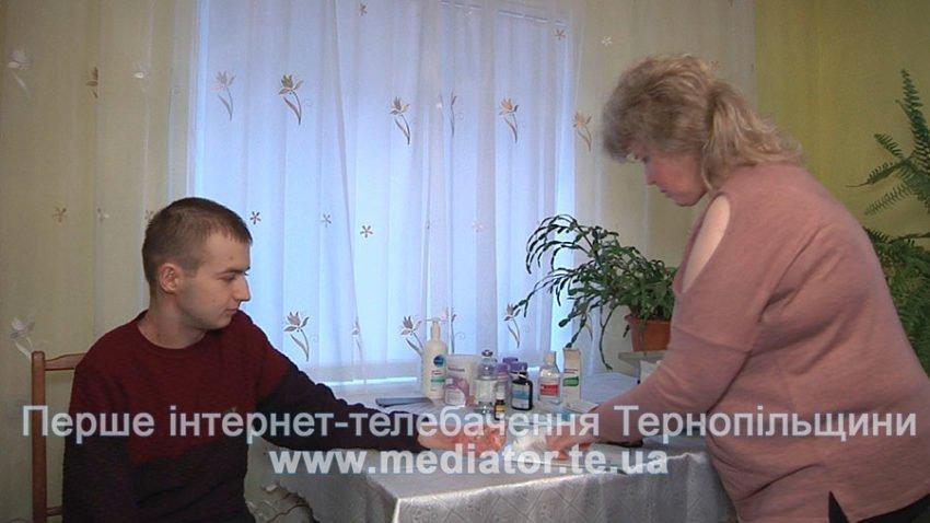 Три біди на раз: врятувати маму просить родина з Тернопільщини (ВІДЕО)