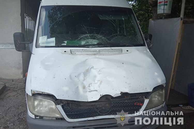 На Тернопільщині водій збив пішохода і з місця пригоди втік: чоловік помер (ФОТО)