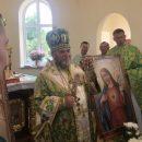 У Тернопільському районі освятили новозбудований храм УГКЦ (ФОТО)